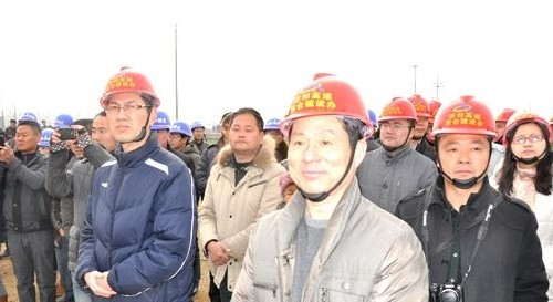 寿县举行济祁高速公路六安段工程正式启动