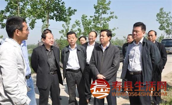 济祁高速安徽规划图 济祁高速寿县段出口在哪里 谢谢了 安